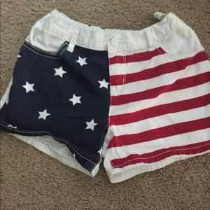 'Merica shorts.